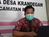 Dwinanto, Kepala Desa Krandegan, Bayan, Purworejo - foto: Sujono/Koranjuri.com