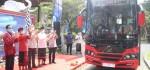 Layani Trayek Pariwisata, Bus Listrik Mulai Diuji Coba di Bali