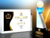 Pemerintah Provinsi Bali meraih anugerah Keterbukaan Informasi Publik Tahun 2020 klasifikasi Informatif - foto: Istimewa