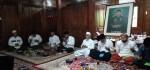 KH Thoifur Pimpin Doa Kemenangan Paslon Bayu