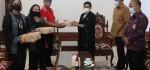 Ketua TP PKK Bali Apresiasi Kehadiran SRC Bantu Relawan Covid-19