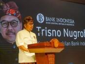 Kepala Perwakilan wilayah Bank Indonesia (KPwBI) Bali Trisno Nugroho