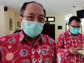 Kepala Dinas Kesehatan Provinsi Bali Ketut Suarjaya - foto: Koranjuri.com