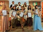 Fame Hotel Sunset Road berkolaborasi dengan event organizer Vvednue Indonesia menggelar sebuah event menyanyi dan musik bertajuk 'Voice Recital Examination 2020' - foto: Istimewa