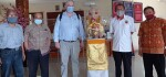 Australia Perdalam Subak Abian di STISPOL Denpasar