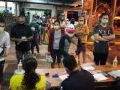 Penegakan implementasi SE Gubernur Bali No. 2021 tahun 2020 dan melakukan pengawasan secara intensif di pintu-pintu masuk Bali - foto: Istimewa