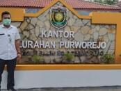 Adi Pawoko, S.STP, M.Si, Kepala Kelurahan Purworejo - foto: Sujono/Koranjuri.com