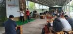 Jalin Sinergitas, Yonif 412 Coffee Morning dengan Wartawan