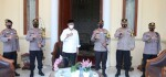 Kapolda Banten Safari Kamtibmas ke Rumah Dinas Gubernur
