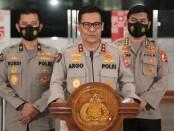 Kepala Divisi Humas Polri Inspektur Jenderal (Irjen) Argo Yuwono - foto: Istimewa