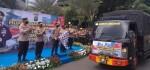Polda Metro Jaya Kirimkan Bantuan untuk Korban Gempa Sulbar dan Banjir di Kalsel