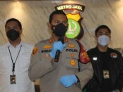 Wakapolres Metro Jakarta Barat, AKBP Dr. Bismo Teguh Prakosa - foto: Bob/Koranjuri.com