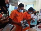 Badan Narkotika Nasional (BNN) Provinsi Bali menggelar ekspose pengungkapan Narkoba sepanjang Januari 2021 - foto: Istimewa