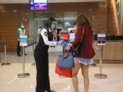 Aktifitas di Bandara Ngurah Rai Bali - foto: Istimewa