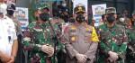 Tekan Penularan Covid-19 Kapolda dan Pangdam Jaya Gencar Operasi Lapangan