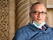 Dewa Antara, SH, pengacara penggugat dari Yayasan Manggala Praja Adi Purwa - foto: Sujono/Koranjuri.com