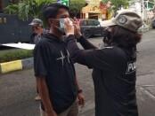 Rangkaian kegiatan Hari Pers Nasional (HPN), dilakukan gabungan personel Humas dan SDM Polda Metro Jaya, serta Tiga Pilar - foto: Istimewa