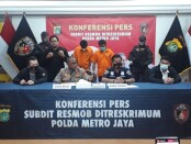 Subdit III Resmob Ditreskrimum Polda Metro Jaya menangkap pelaku penjambretan dengan korban seorang anak - foto: Bob/Koranjuri.com