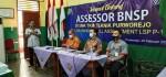 Assessor BNSP Lakukan Full Assessment di SMK TKM Purworejo