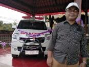 Ketua MPUK Provinsi Bali Pdt Jonathan Soeharto, M.Th - foto: Koranjuri.com