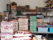 Ilustrasi kebutuhan bahan pokok di pasar tradisional - foto: Koranjuri.com