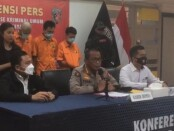 Unit I Subdit 3 Resmob Ditreskrimum Polda Metro Jaya berhasil mengungkap tindak pindana pencurian dengan kekerasan (Curas) - foto: Istimewa