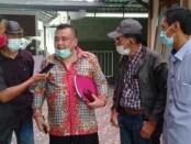 Kuasa hukum ahli waris tanah Sriwedari  Dr. Anwar Rachman, SH, MH - foto: Koranjuri.com