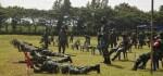 Asah Kemampuan, 595 Anggota Kodim 0708 Purworejo Ikuti Latihan Menembak