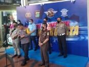 Kapolda Metro Jaya Irjen Fadil Imran meluncurkan tilang elektronik atau Electronic Traffic Law Enforcement (ETLE) secara nasional di Gedung NTMC Korlantas Polri, Selasa (23/3/2021) - foto: Istimewa