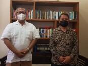 Ketua Pokdarkamtibmas Daerah Bali Yoseph Yulius Diaz (kiri) dan Sekretaris Agus Samijaya (kanan) - foto: Istimewa