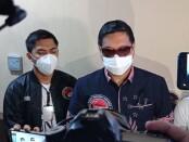 Artis pesinetron sekaligus model JS Kembali menjalani rangkaian proses penyidikan di Polres Metro Jakarta Barat - foto: Istimewa