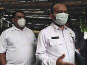 Sekretraris Satgas Penanganan Covid-19 Provinsi Bali Made Rentin - foto: Koranjuri.com