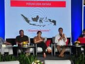 Webinar Series II Cerdas Berdemokrasi, 'Jaga Berita, Jaga Cinta, Jaga Indonesia' di Bali, Kamis (15/04/2021) - foto: Istimewa