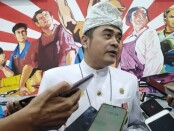 Senator asal Bali Shri I Gusti Ngurah Arya Wedakarna Mahendradatta Wedasteraputra Suyasa atau Arya Wedakarna (AWK) - foto: Koranjuri.com