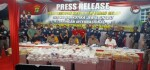 Polisi Ungkap 310 Kg Sabu-sabu yang Dikendalikan Jaringan Internasional