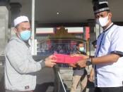 Penyerahan SK Remisi Khusus Idul Fitri 1442 H kepada warga binaan Pemasyarakatan (WBP), Kamis, 13 Mei 2021 - foto: Istimewa