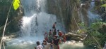 'Alam Surga' Dibalik Air Terjun Oefamba di Pulau Rote Ndao