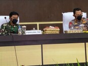 Panglima TNI Marsekal Hadi Tjahjanto dan Kapolri Jenderal Listyo Sigit Prabowo - foto: Istimewa