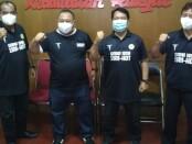 Suparno (kedua dari kiri) foto: Istimewa