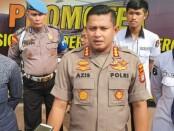 Kapolres Jakarta Selatan Kombes Aziz Andriansyah - foto: Istimewa
