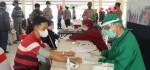 Dukung Serbuan Vaksinasi Massal, Polres Purworejo Suntikkan 4.100 Dosis Vaksin