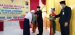 Terapkan Prokes Ketat 256 Siswa SMPN 4 Purworejo Ikuti Wasana Warsa
