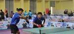 Ganda Putra PTMSI Bali Juara Ajang Tenis Meja 'Smash On Drugs' Se Indonesia, Kepala BNNP Bali Beri Ucapan Selamat