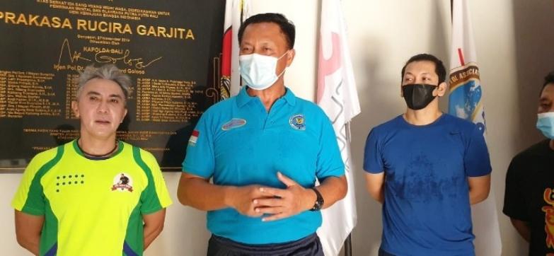 Kepala Badan Narkotika Nasional Provinsi (BNNP) Bali, Brigjen Pol. Drs, Gde Sugianyar Dwiputra SH, MSi - foto: Yan Daulaka
