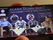 Acara Bedah Buku 'Panca Investasi Politik' dan 'KAMI: Pemimpin Masa Kini' yang diselenggarakan Kampus ITB STIKOM Bali - foto: Koranjuri.com