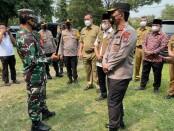 Antisipasi Penyebaran Covid-19, Forkopimda Jatim Siapkan Antigen Massal di Bangkalan - foto: Istimewa