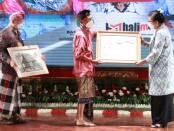 Eksibisi lukisan yang digelar secara online melalui platform marketplace balimall.id. Pameran tersebut difasilitasi oleh Dewan Kerajinan Nasional Daerah (Dekranasda) Provinsi Bali - foto: Istimewa