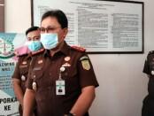 Kepala Kejaksaan Negeri Purworejo, Sudarso, SH, saat memberikan keterangan kepada wartawan, Kamis (10/06/2021) - foto: Sujono/Koranjuri.com