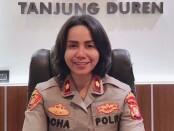 Kapolsek Tanjung Duren Kompol Rosana Albertina Labobar - foto: Istimewa