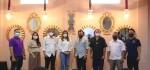 LSPR Bali Jajaki Kerjasama Profesional dengan SMSI Bali